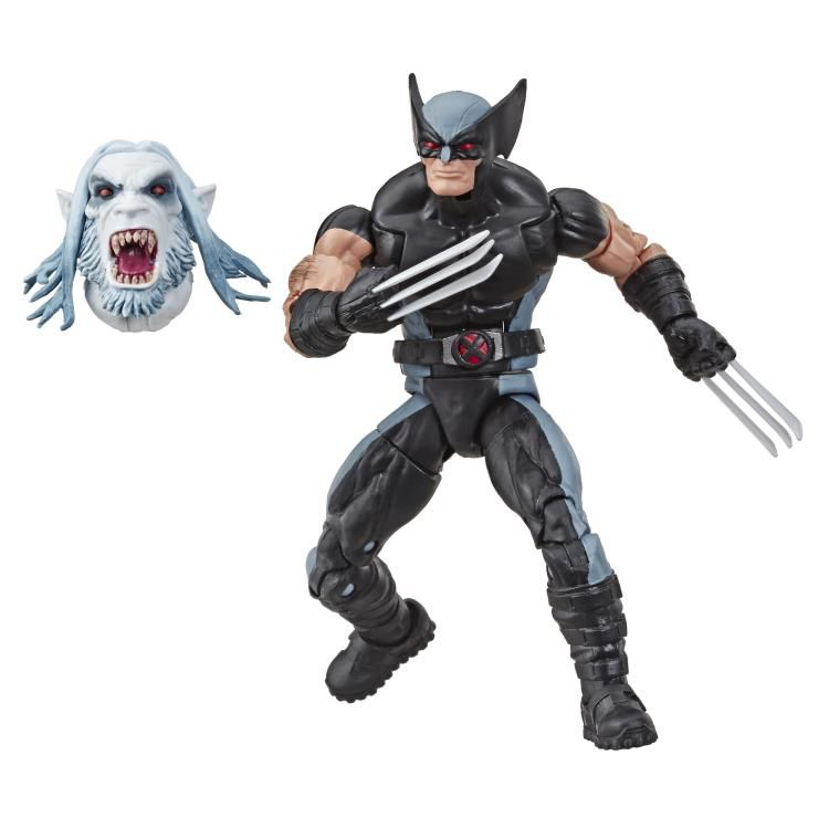 Action Figure Wolverine: Uncanny X-Force (Marvel Legends Series) - Hasbro