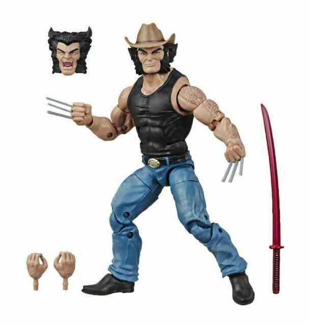 Action Figure Wolverine: Wolverine Marvel Legends Series