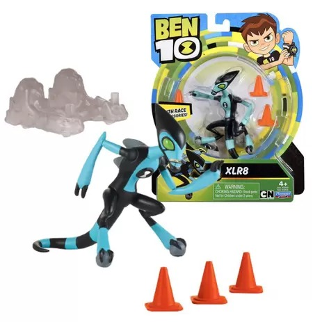 Action Figure  XLR8: Ben 10 - Sunny