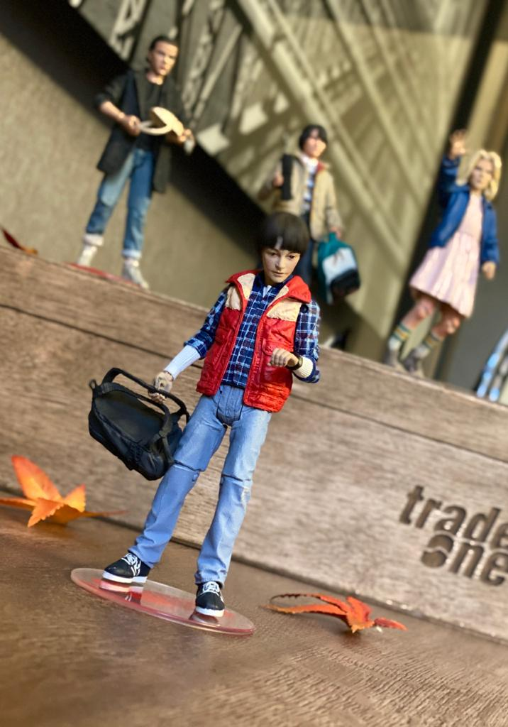 Action Figures Will: Stranger Things - McFarlane