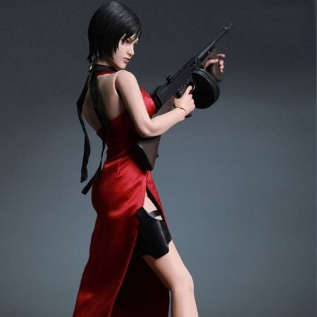 Ada Wong  Resident Evil 4 1:6 - Hot Toys