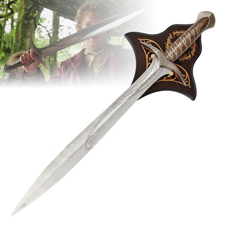 Espada Frodo & Bilbo (Sting): O Senhor dos Anéis (Lord Of The Rings)