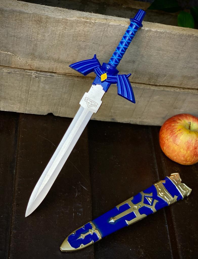 Adaga Link (Master Sword): The Legend of Zelda