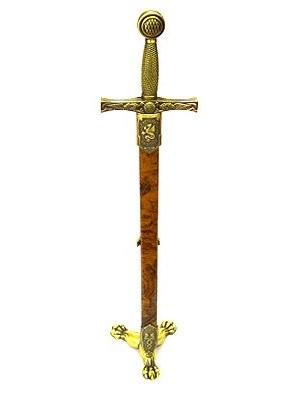 Adaga Medieval Espada 25cm