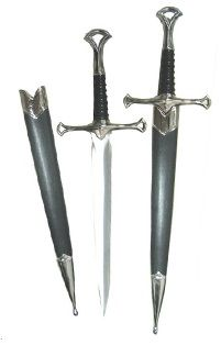 Adaga The Lord Of The Rings (O Senhor dos Anéis): King Elessar Anduril