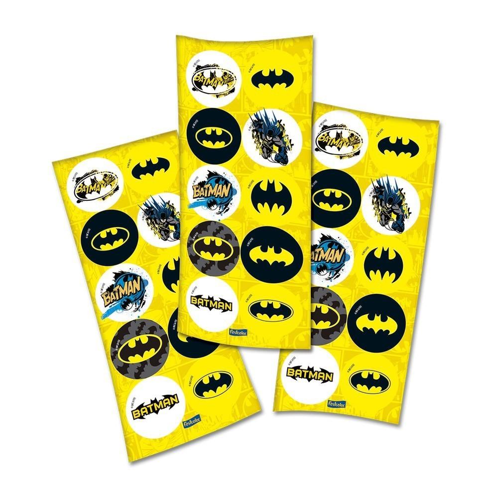 Adesivo Batman Geek - Festcolor