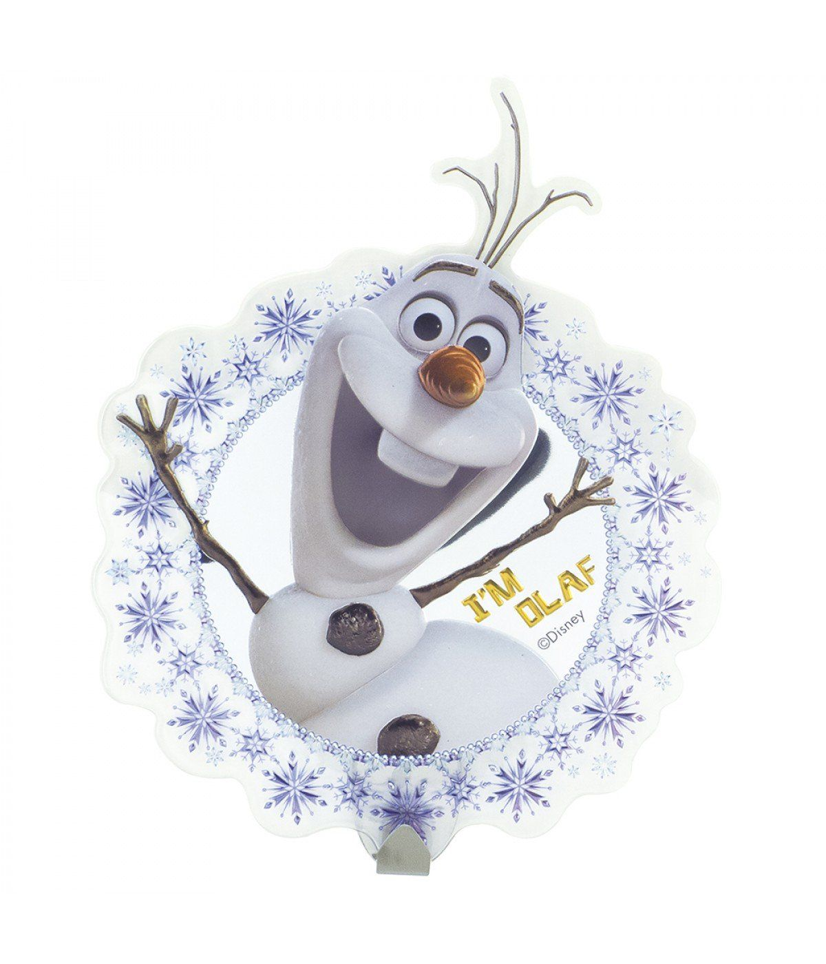 Adesivo com Gancho Olaf: Frozen (Disney)