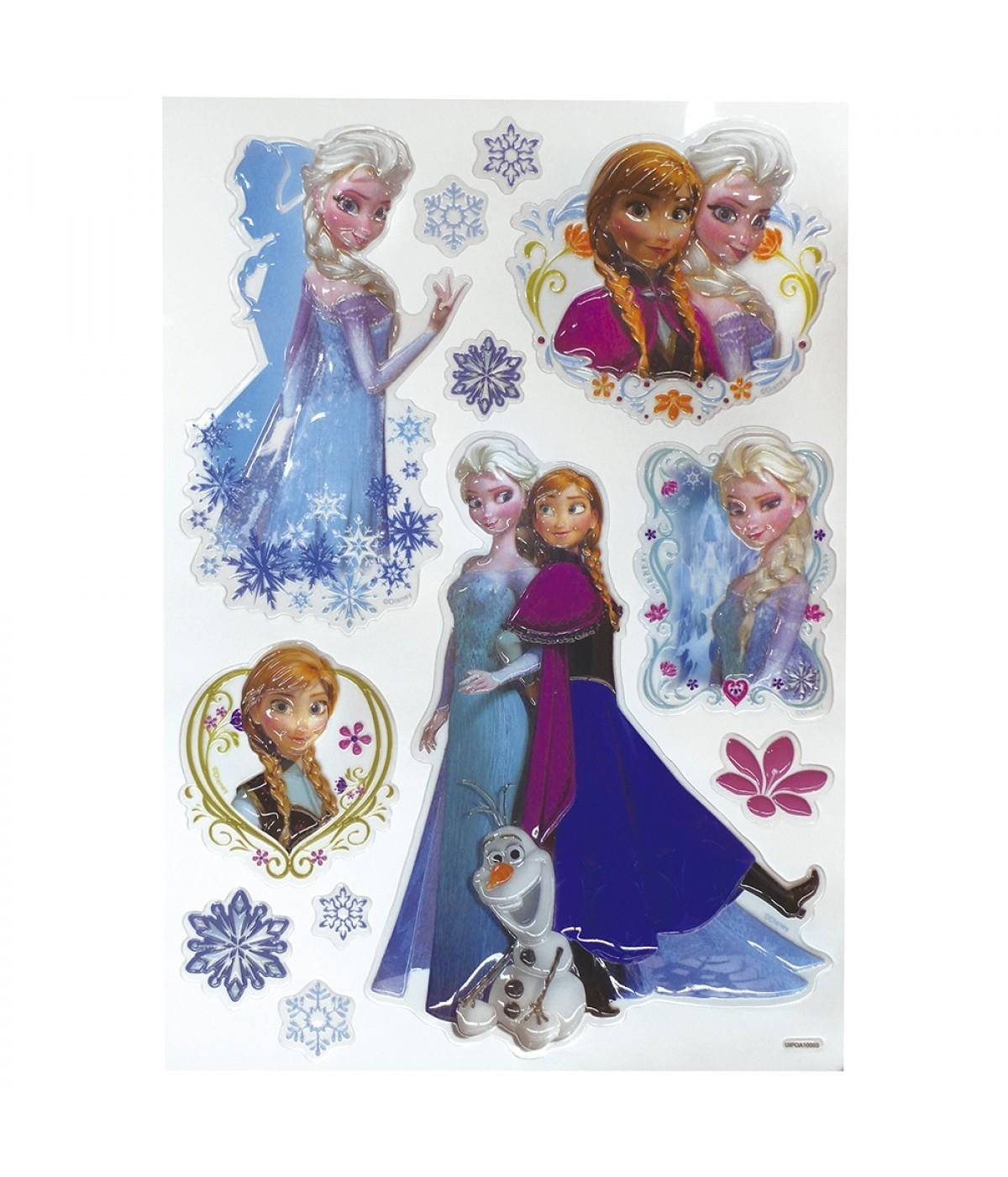 Adesivo Para Decoração Frozen: Disney