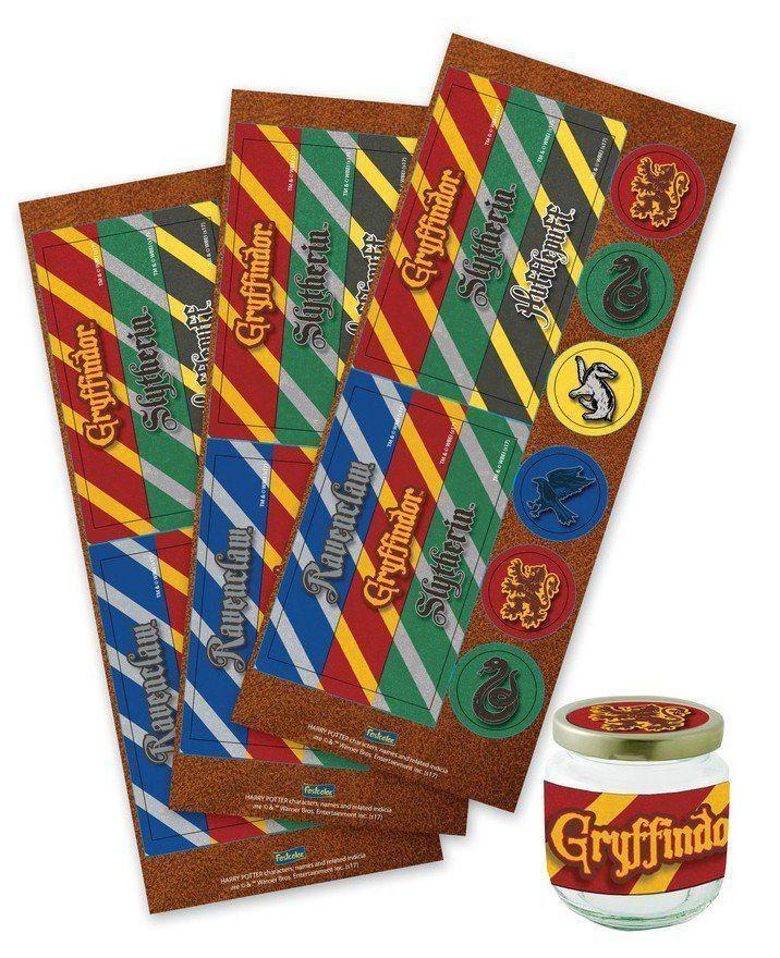 Adesivo para Lembrancinhas: Harry Potter - Festcolor