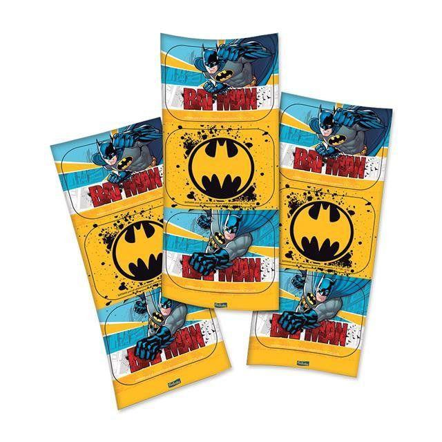 Adesivo Retangular Batman 2016 - Festcolor