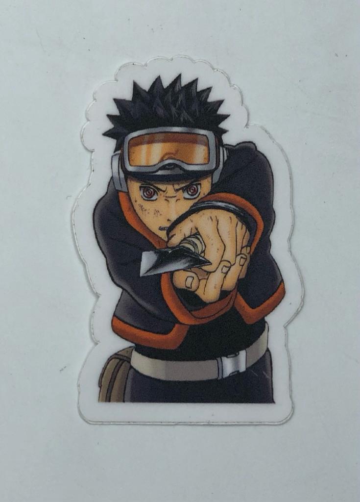 Adesivo (Sticker) Obito: Naruto Shippuden