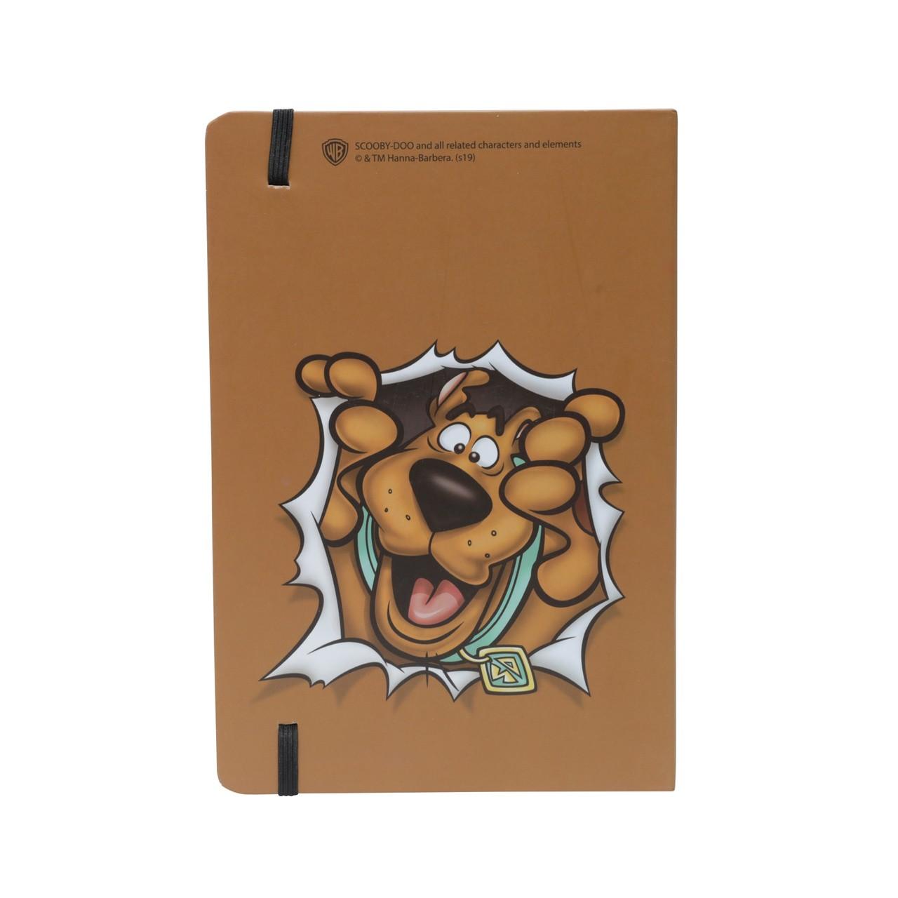 Agenda/Caderneta (A5) Scooby Doo medo - Urban