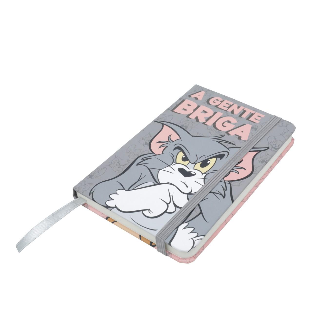 Agenda/Caderneta (A6) Tom & Jerry - Urban