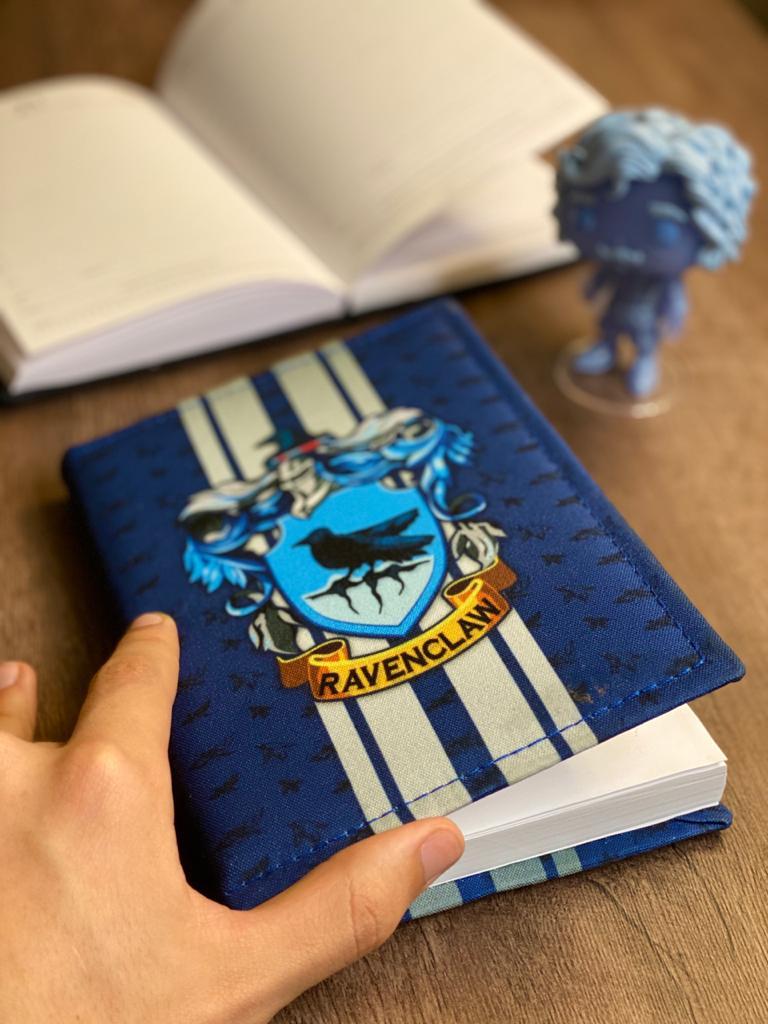 Agenda/Caderneta Corvinal (Ravenclaw): Harry Potter