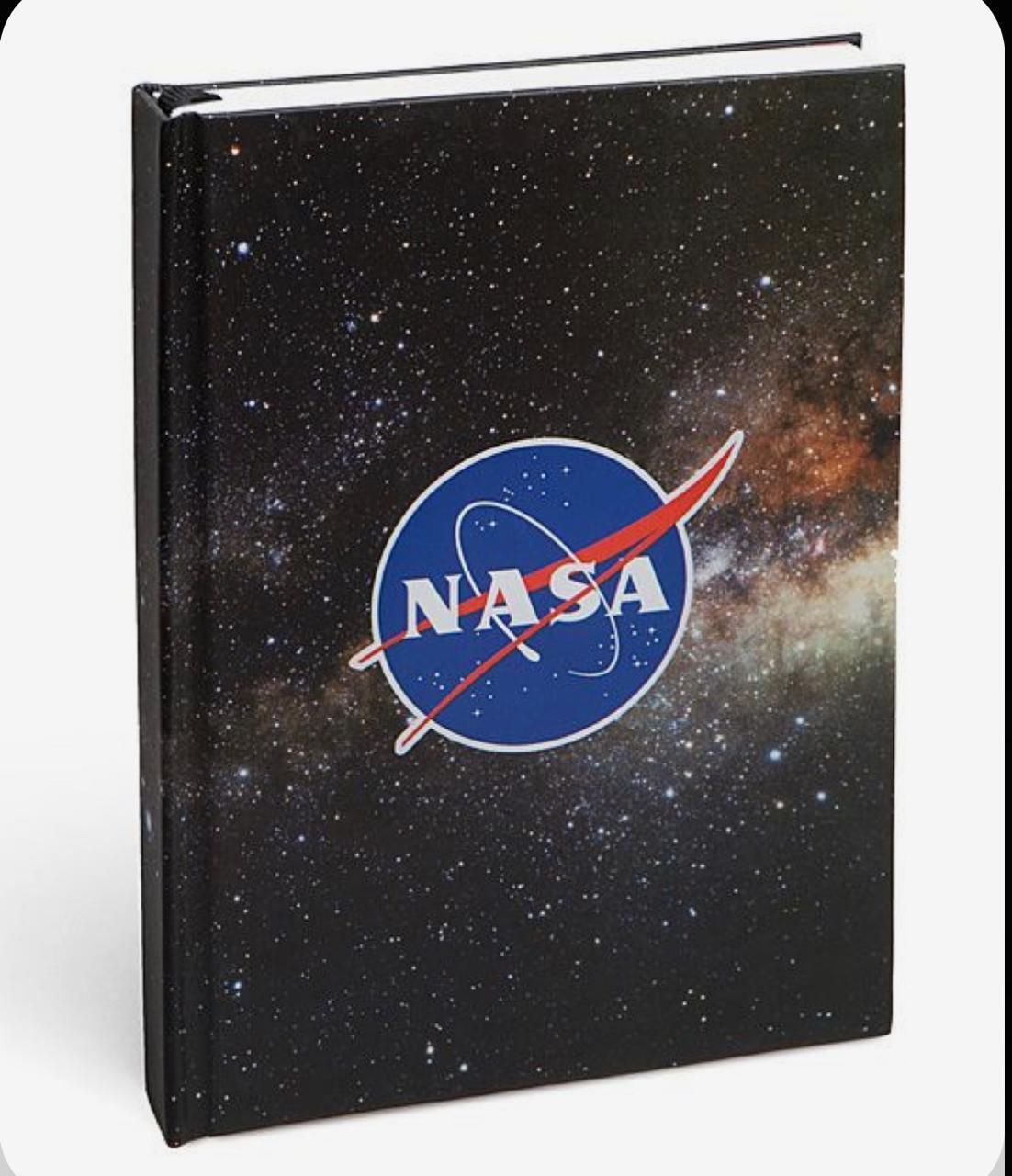 Agenda/Caderneta de Anotação Nasa