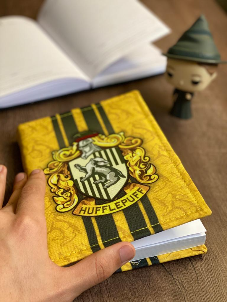 Agenda/Caderneta Lufa-Lufa (Hufflepuff): Harry Potter