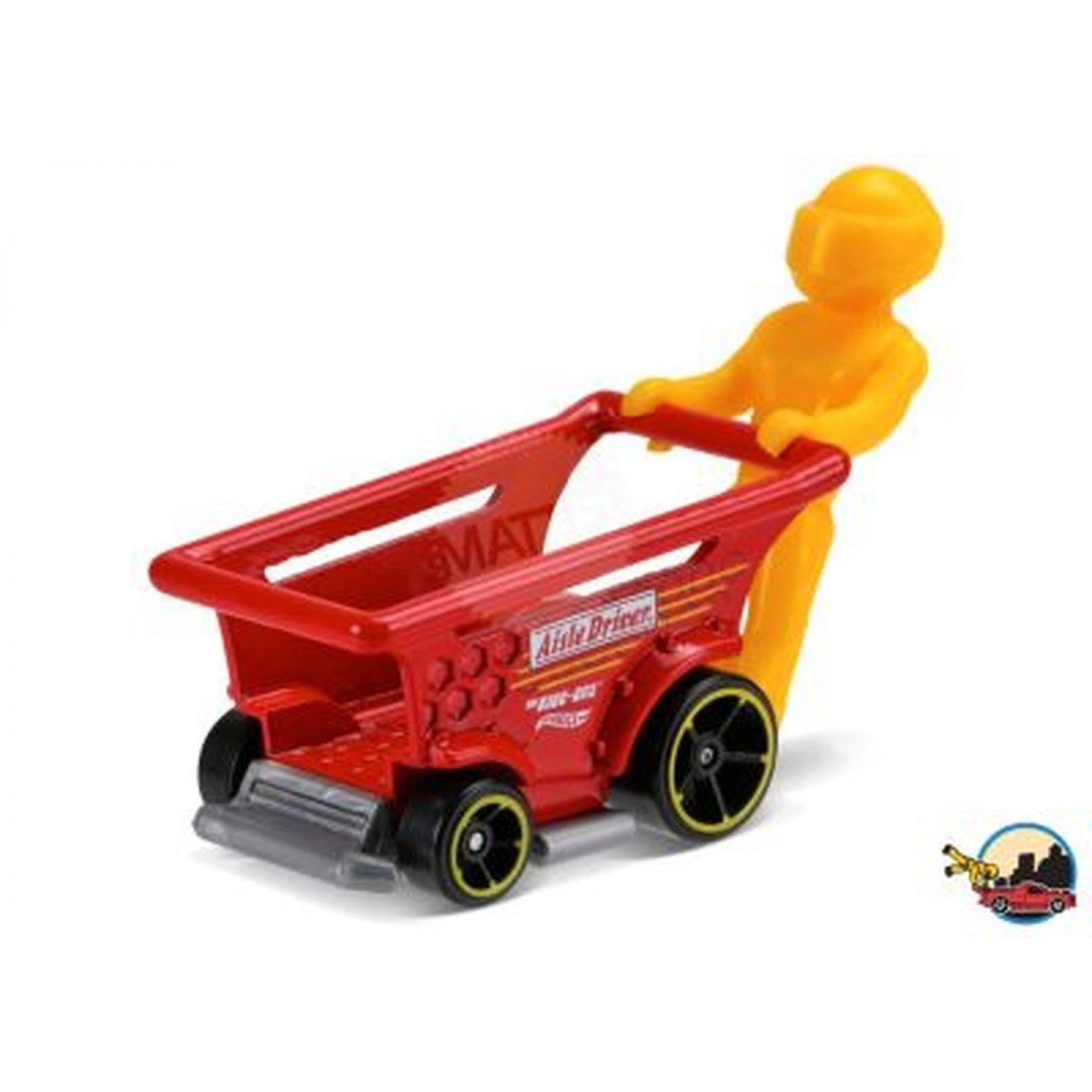 Aisle Driver - Hot Wheels