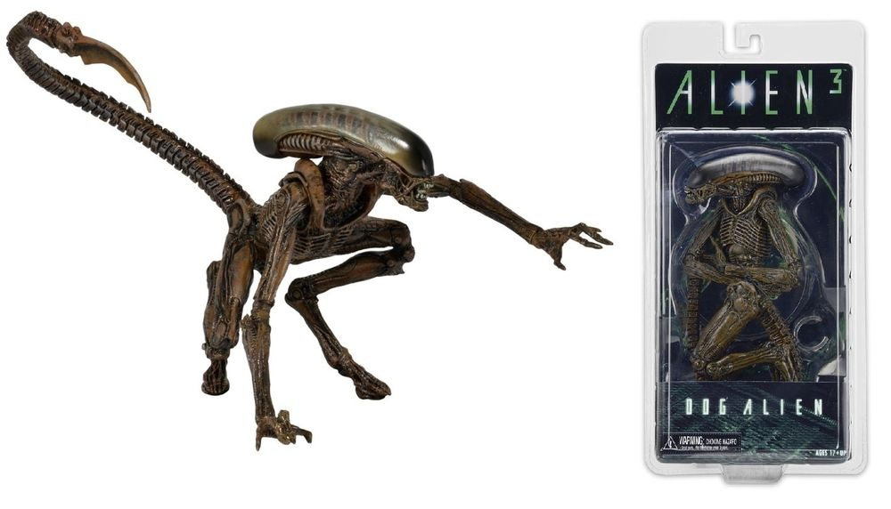Alien 3: Dog Alien (Brown Version) Series 8 - Neca
