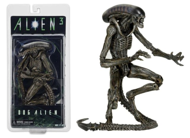 Alien 3: Dog Alien (Gray Version) Series 8 - Neca