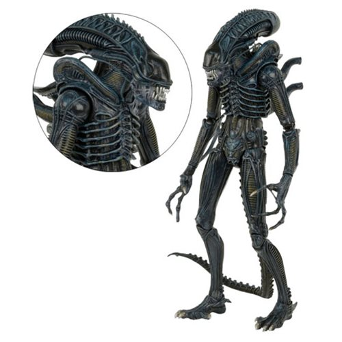 Alien Versão 1986 Escala 1/4 - Neca