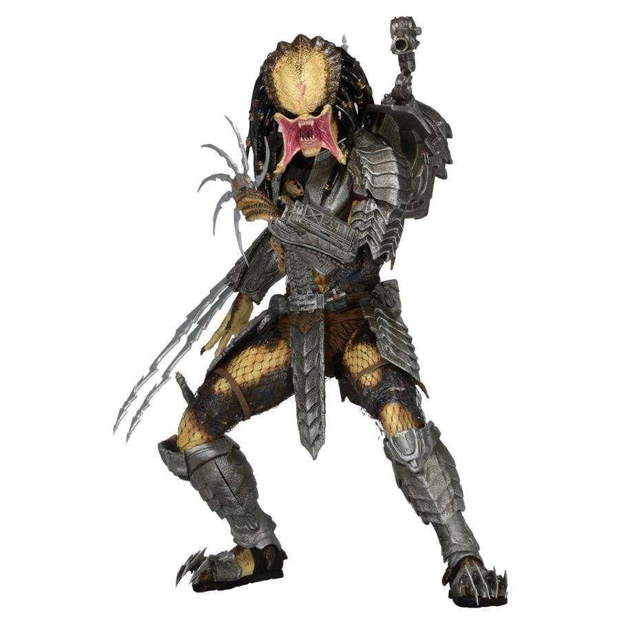 Boneco Scar Predador / Predator: Alien Vs Predador / Predator Series 14 - Neca