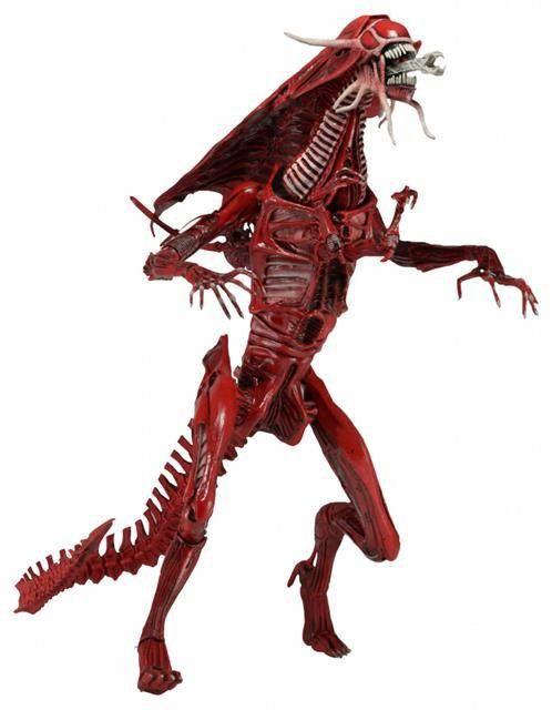 Alien Xenomorph Genocide Red Queen Ultra Deluxe - Neca