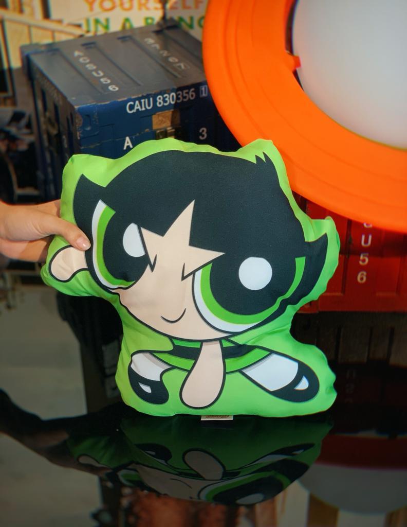 Almofada 3D Docinho: Meninas Super Poderosas Cartoon Network - EV