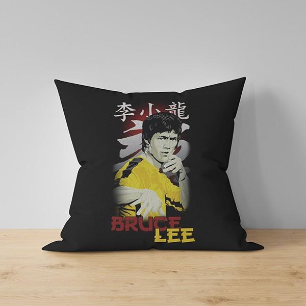 Almofada A Lenda de Bruce Lee