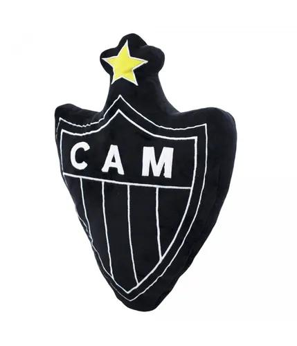 Almofada Atlético Mineiro Brasão