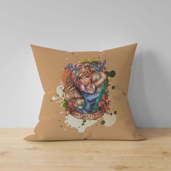 Almofada Princesa Aurora: Bela Adormecida - Disney - EV