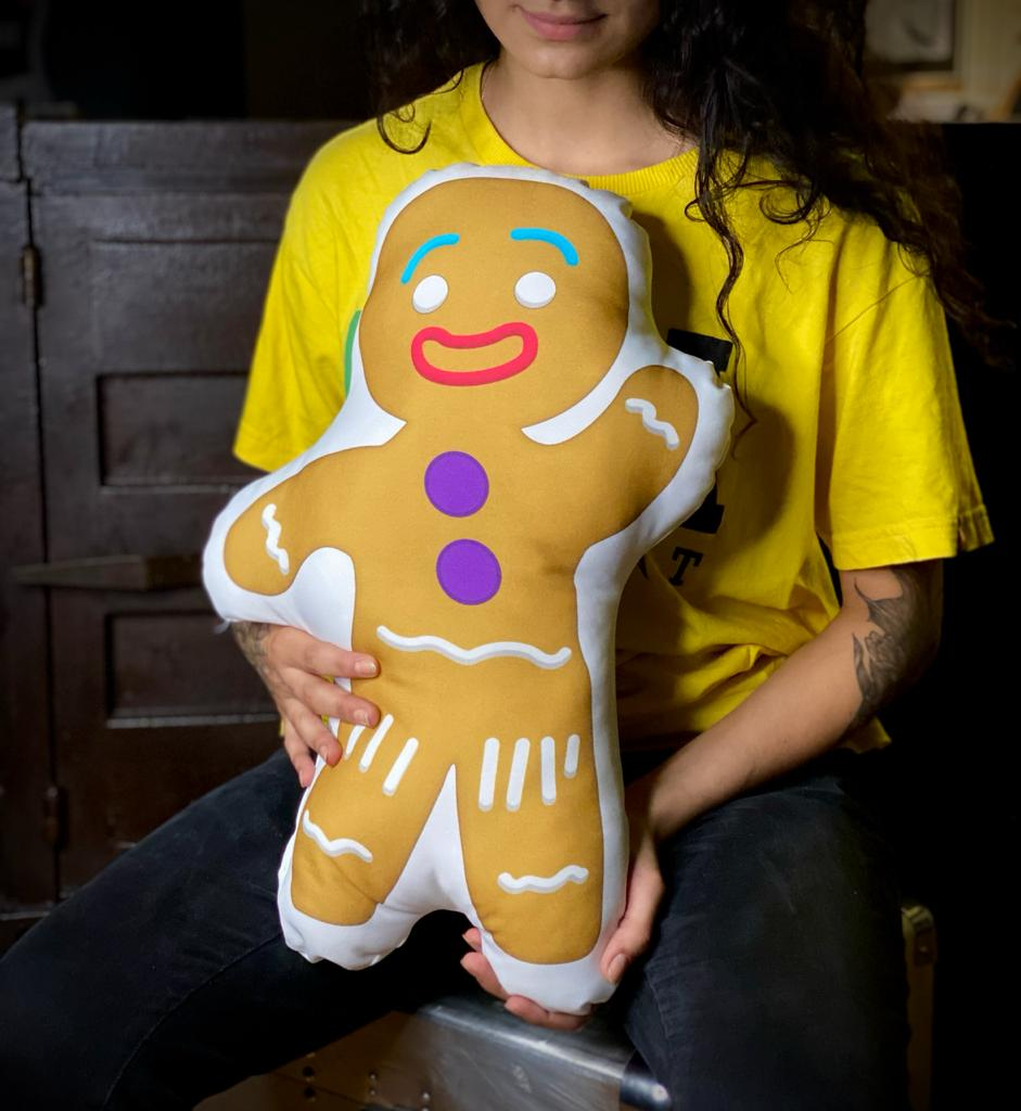 Almofada Biscoito: Shrek - EV
