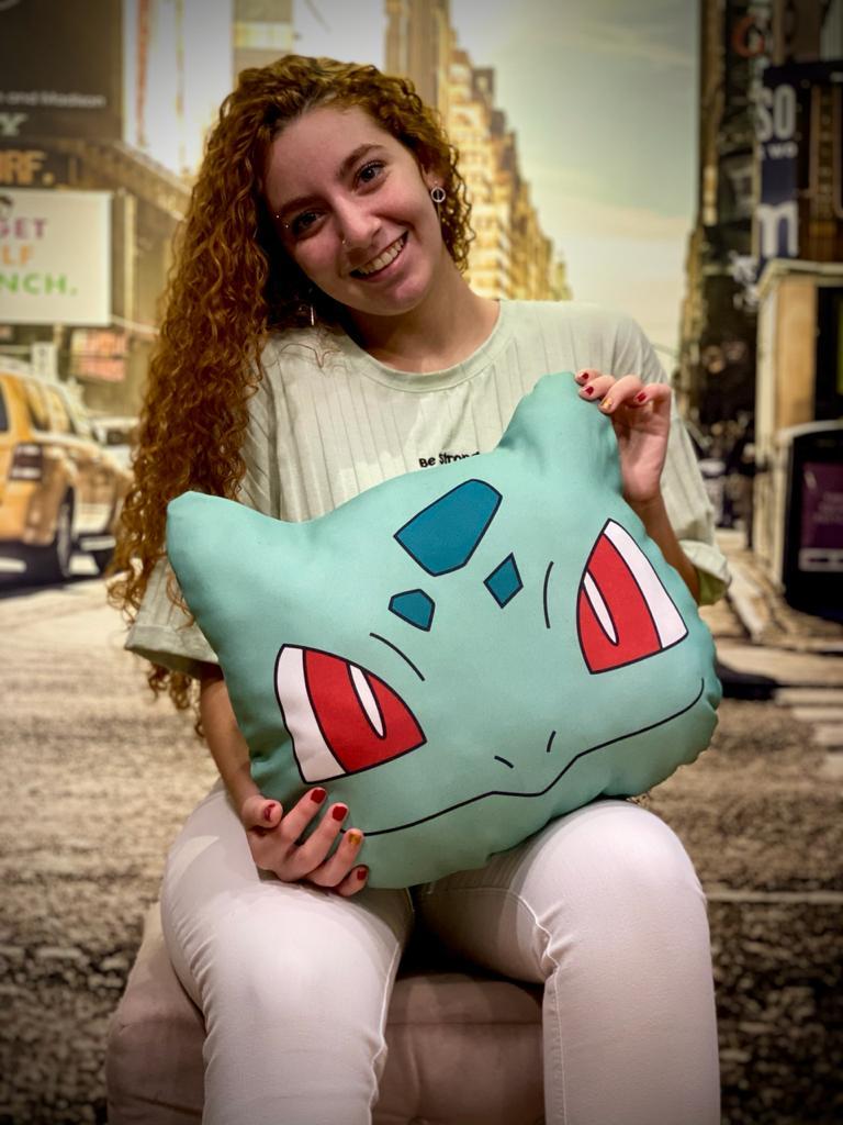 Almofada Bulbasaur: Pokémon