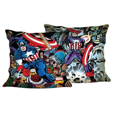 Almofada Capitain America Ação - Marvel