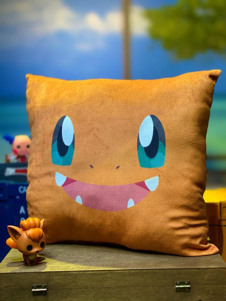 Almofada Charmander: Pokémon