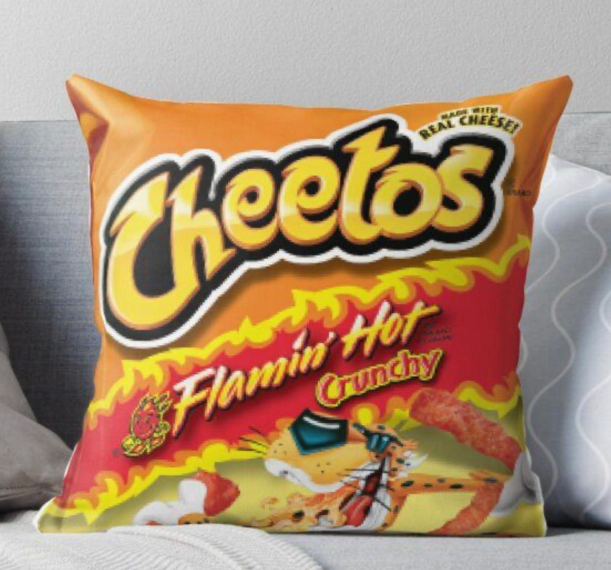 Almofada Cheetos