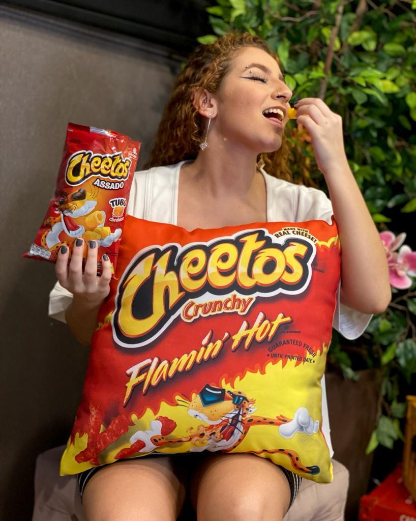 Almofada Cheetos Crunchy
