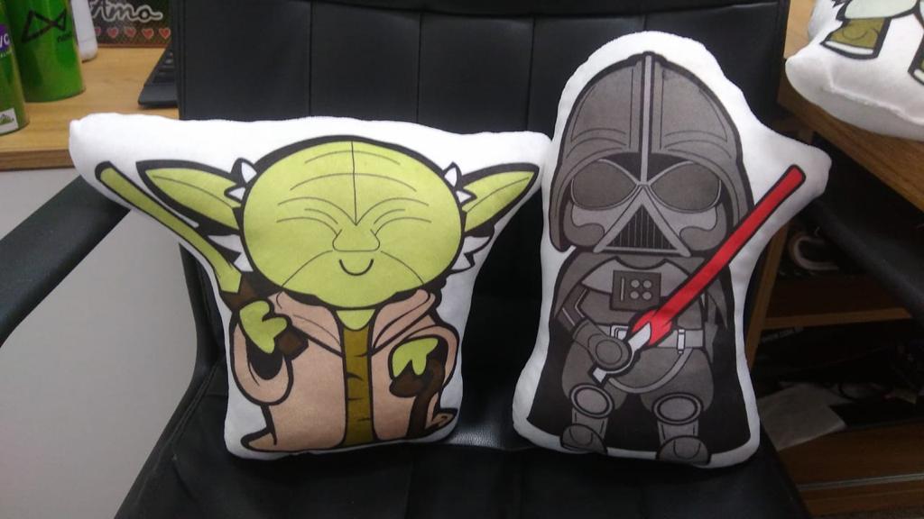 Almofada Darth Vader Serie Cute Icons: Star Wars - EV