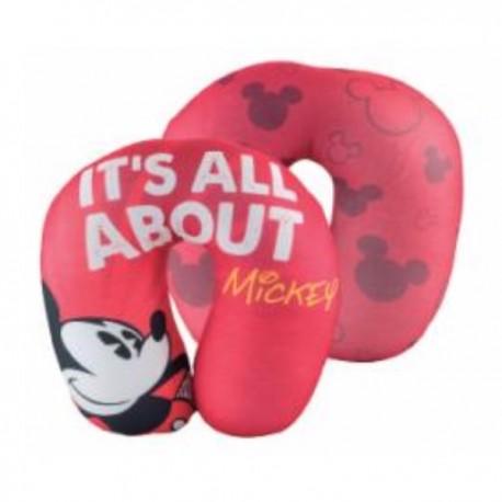 Almofada de Pescoço Mickey: It's All About - Zona Criativa