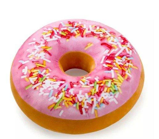 Almofada Donut Rosa