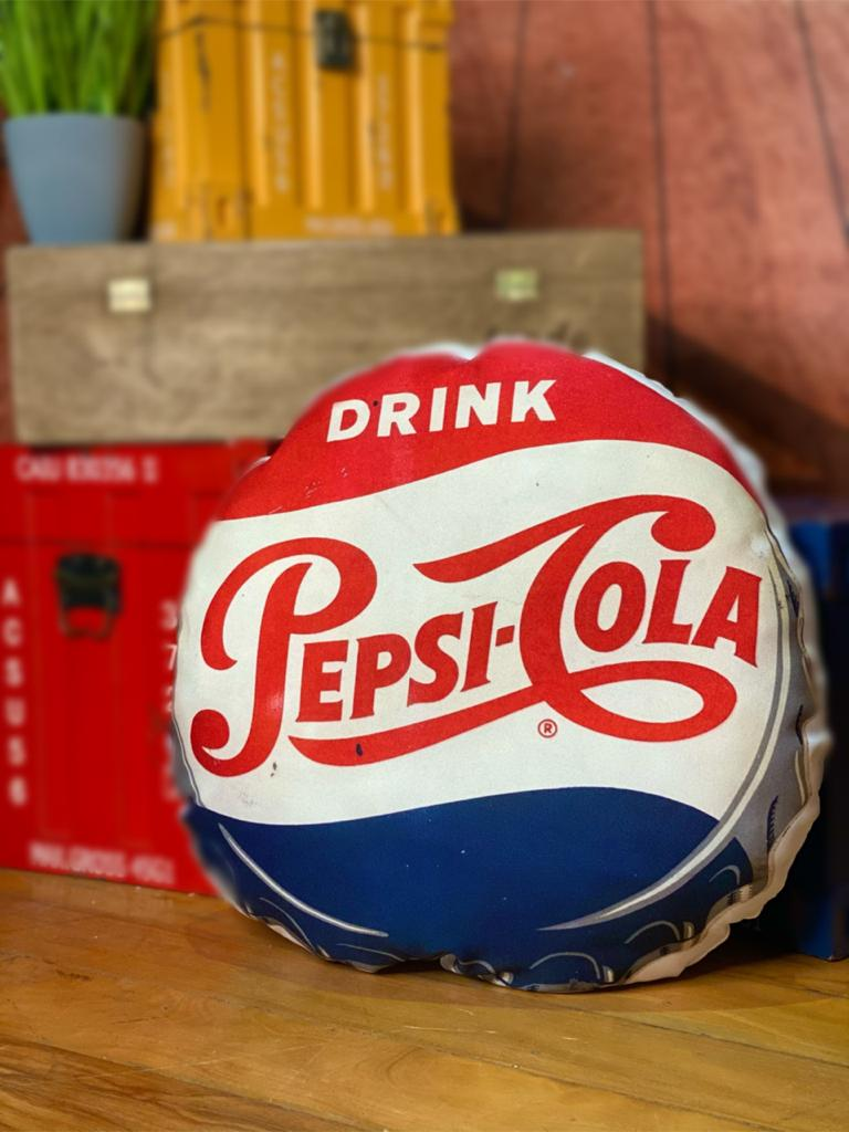 Almofada Drink Pepsi-Cola