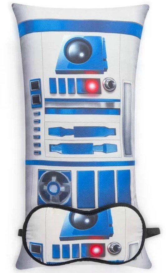 Almofada e Máscara R2-D2: Star Wars