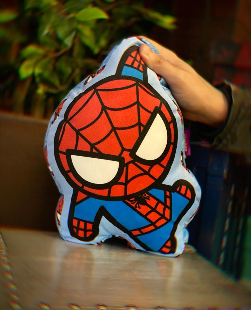 Almofada Geek Personagem Homem Aranha Spider-Man: Vingadores Avengers Marvel