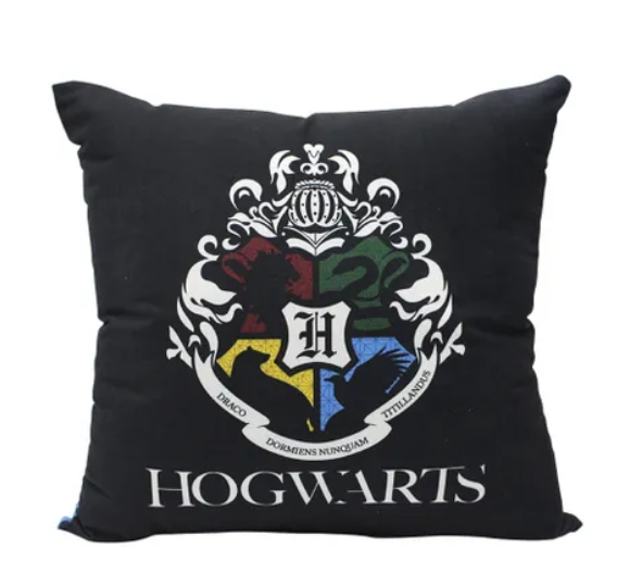 Almofada Hogwarts: Harry Potter