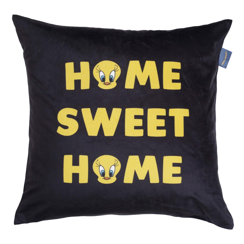 Almofada Home Sweet Home: Looney Tunes - Urban