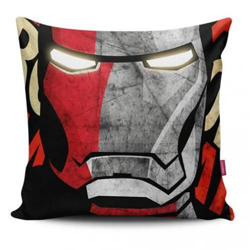 Almofada Homem de Ferro (Iron Man): Marvel Comics