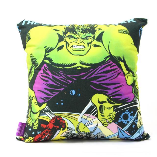 Almofada Hulk Ação - Zona Criativa