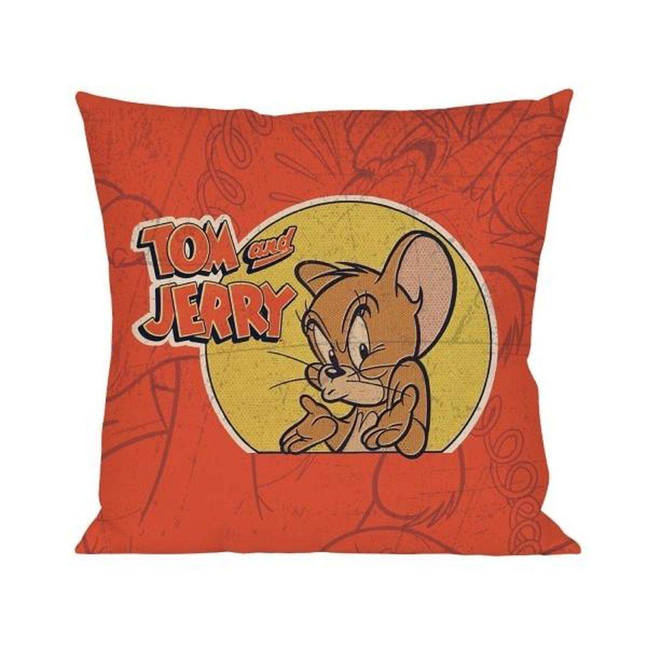 Almofada Jerry: Tom e Jerry