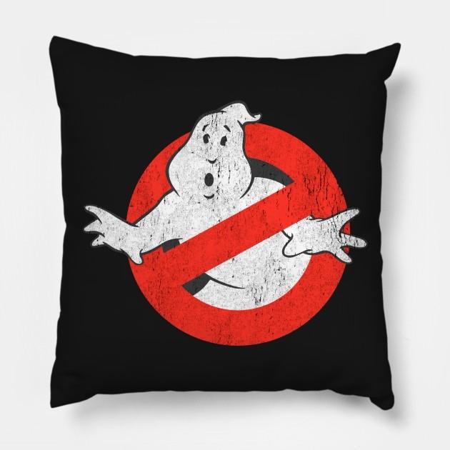 Almofada Logo Ghostbusters Os Caças Fantasmas - EV