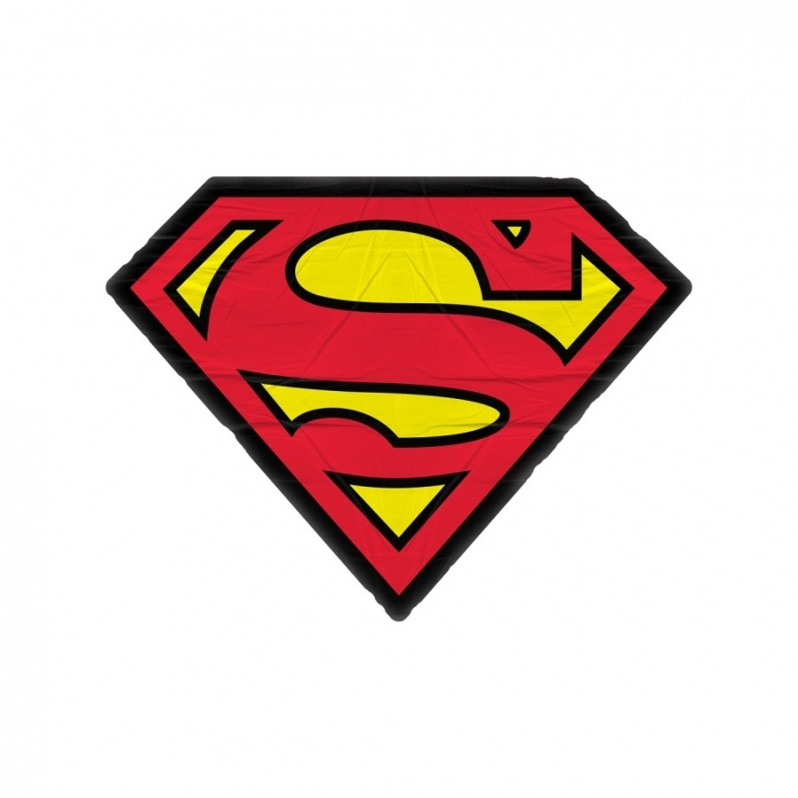 Almofada Logo Super Homem (Superman) - Metropole