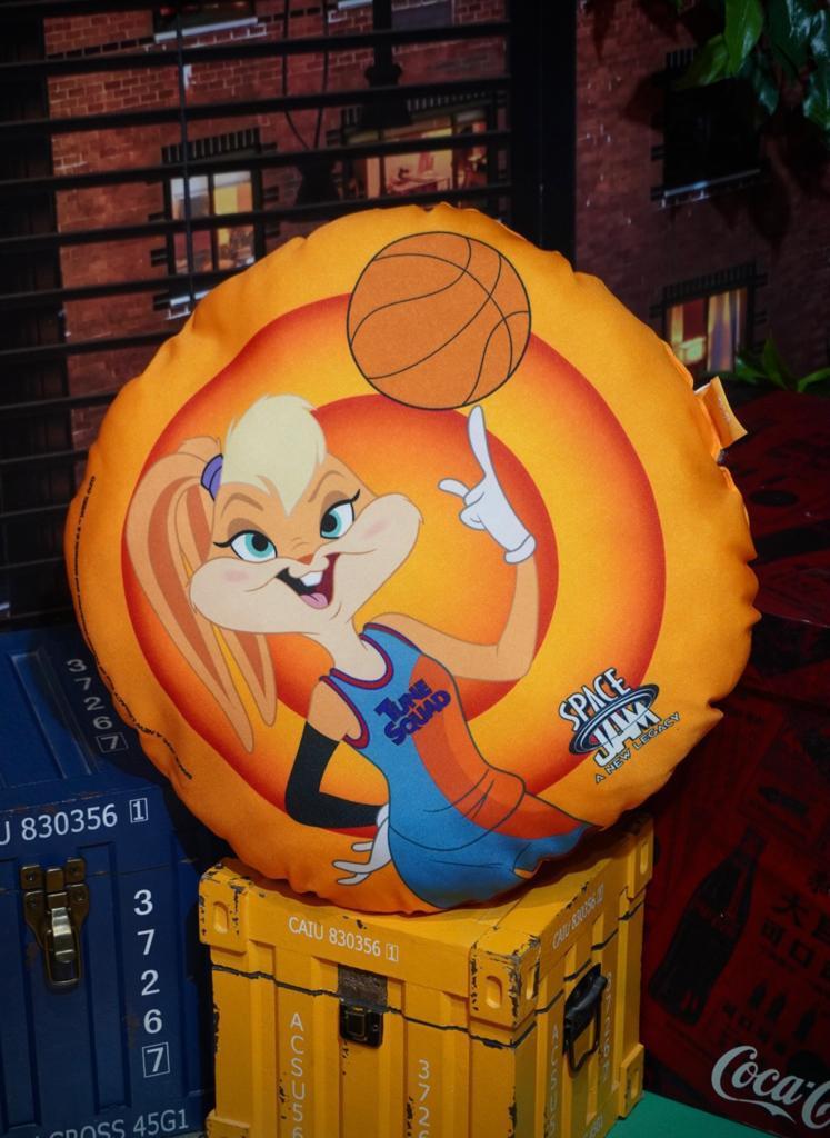 Almofada Lola Bunny Tune Squad Space Jam - Looney Tunes